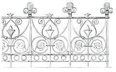 Original pattern 236 (Prospect design) 1897